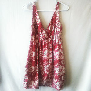 Old Navy Small Womens Floral Cotton Tank Top
